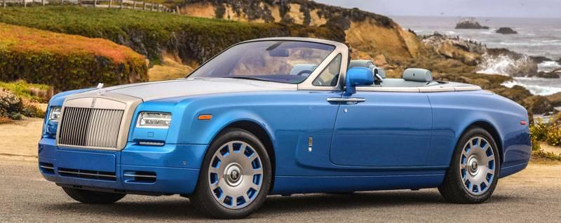 2016 Rolls-Royce Phantom Coupe | Cleveland Motorsports