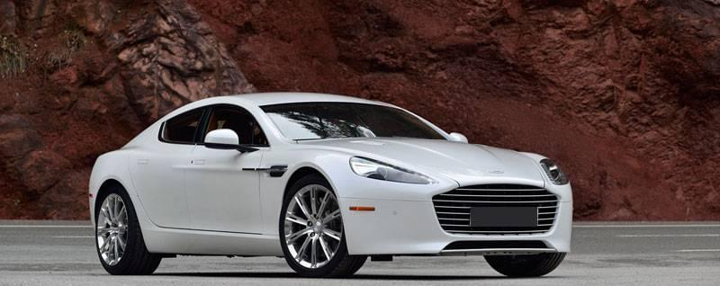 2017 Aston Martin Rapide S | Cleveland Motorsports