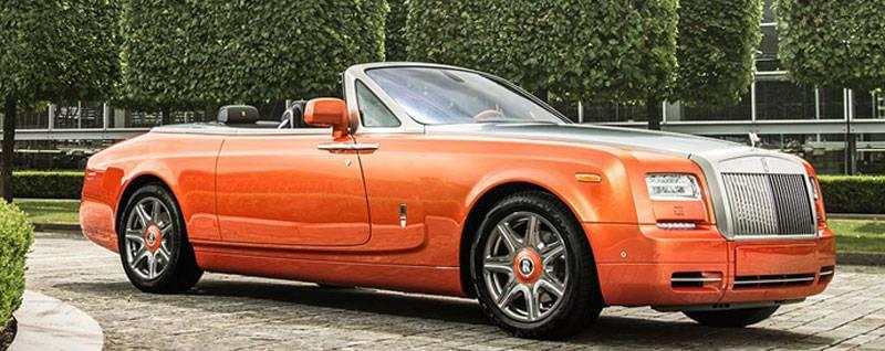 2017 Rolls-Royce Phantom Coupe | Cleveland Motorsports