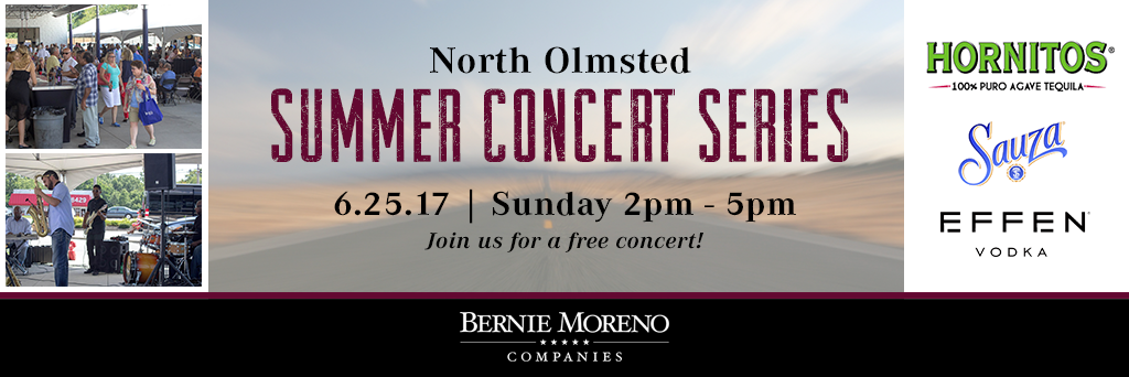 North Olmsted Summer Concert Series