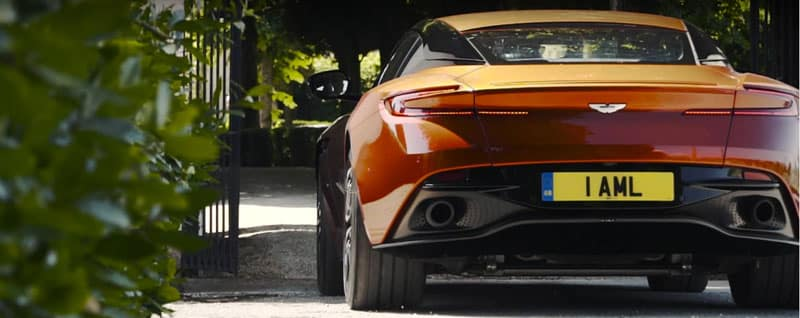 2018 Aston Martin DB11 Exterior