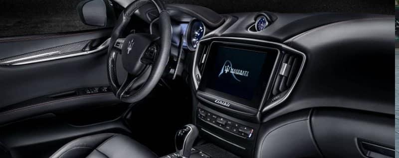 2018 Maserati Ghibli Interior