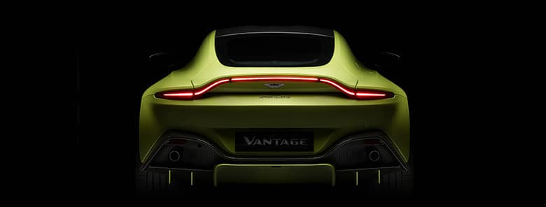 2019 Aston Martin Vantage Review Price Specs North Olmsted Oh