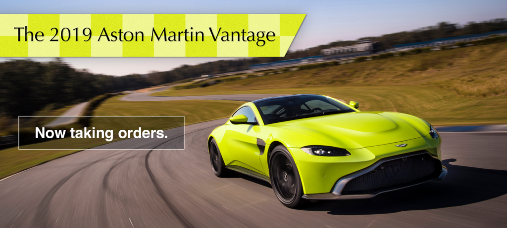 Reserve Your Vantage Now