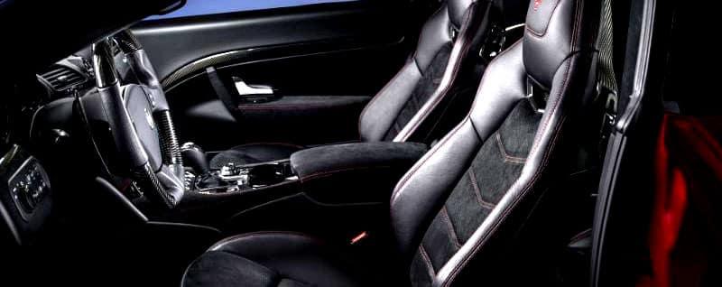 2018 Maserati GranTurismo Sport Interior