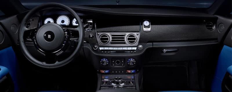 2018 Rolls Royce Wraith Interior