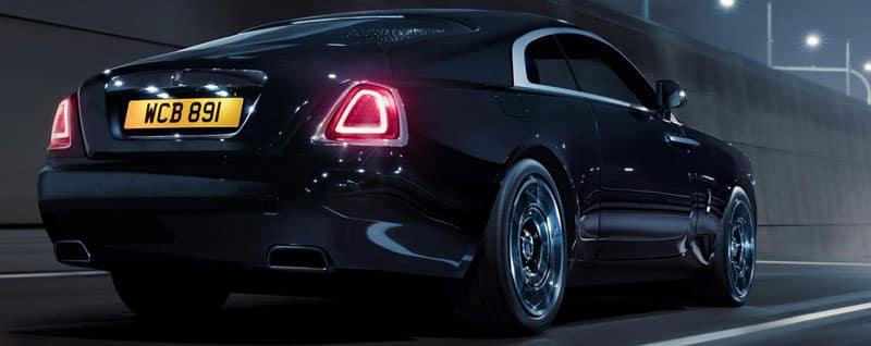 2018 Rolls Royce Wraith Exterior