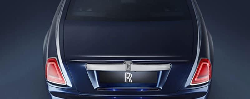2018 Rolls Royce Ghost Exterior