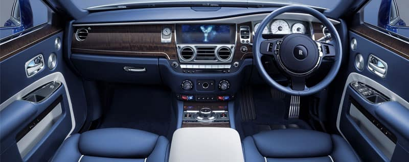 2018 Rolls Royce Ghost Interior