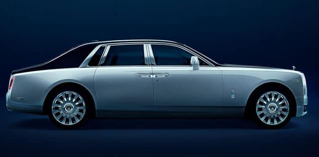 2018 Rolls Royce Phantom Exterior