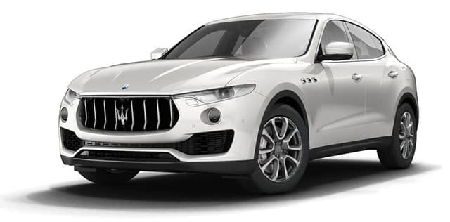 All 2018 Levante 0% financing up to 60 months!