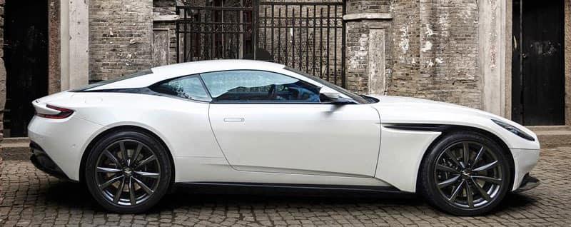2019 Aston Martin DB11 Volante Exterior
