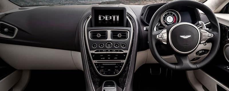 2019 Aston Martin DB11 Volante Interior