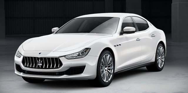 All 2018 Ghibli 0% financing up to 72 months!