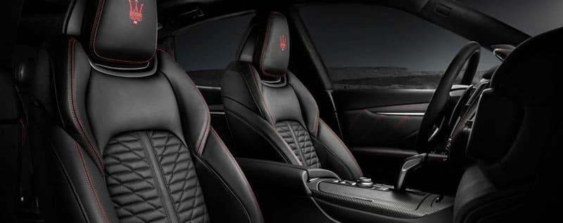 2019 Maserati Levante Trofeo Interior