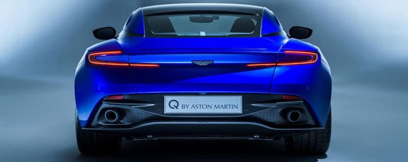 2019 Aston Martin DB11 AMR Exterior