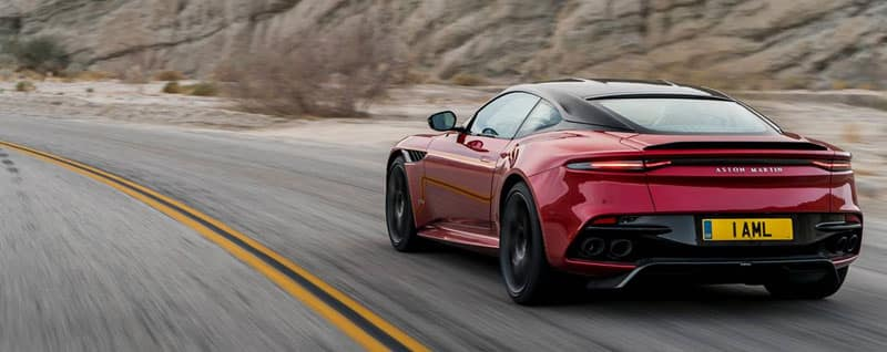 2019 Aston Martin  DBS Superleggera Exterior