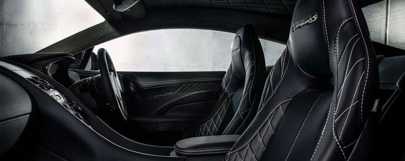 2018 Aston Martin Vanquish S Volante Interior