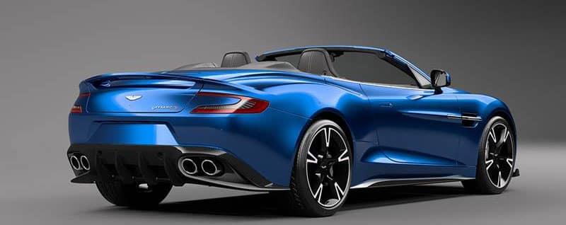 2018 Aston Martin Vanquish S Volante Exterior