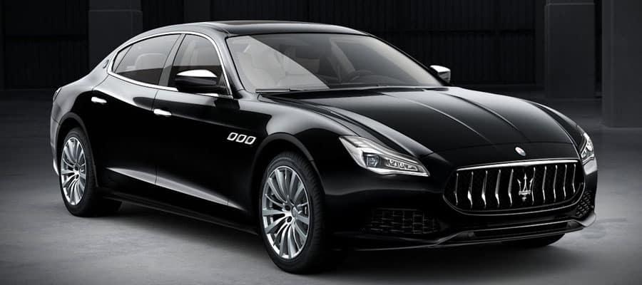 113,680 Maserati Quattroporte S Q4