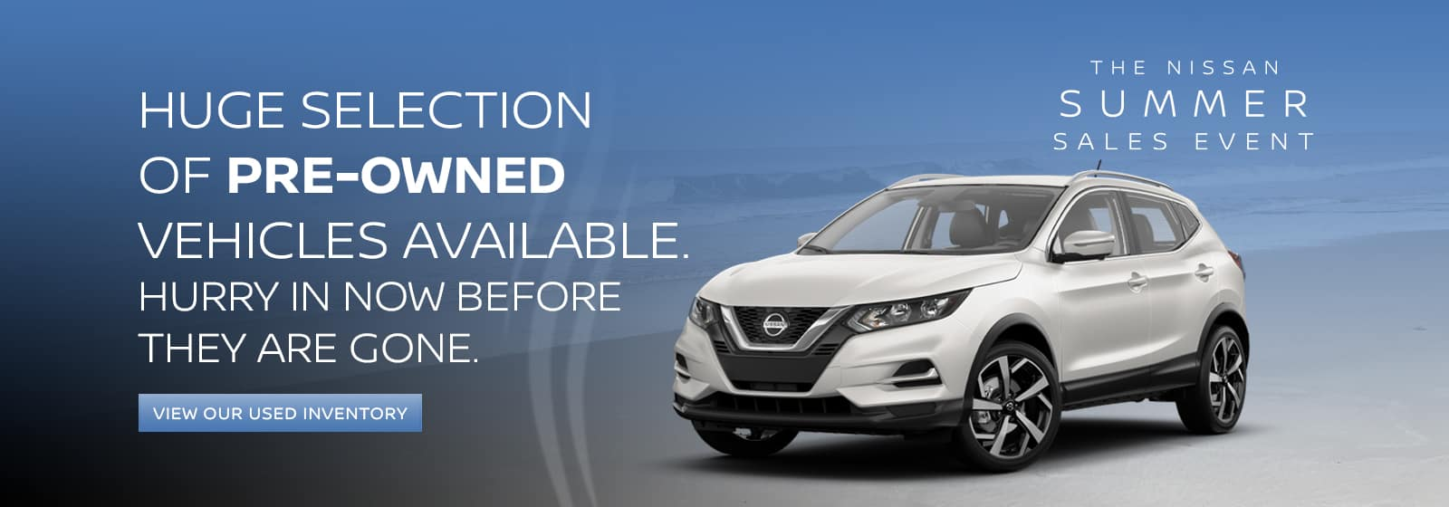 Get a great used vehicle deal at Coastal Nissan.