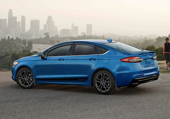 2019 Ford Fusion Review Conroe Texas | College Station Ford