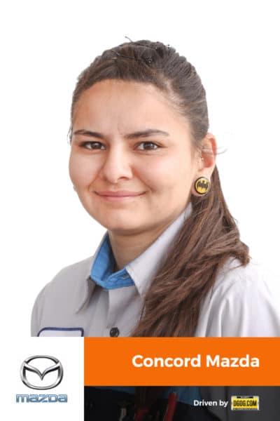 Celeste Cazares