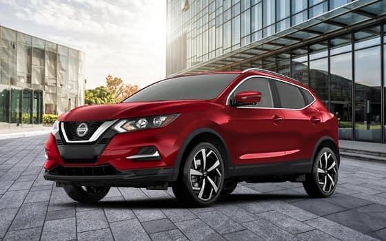 2020 Nissan Rogue Sport S FWD