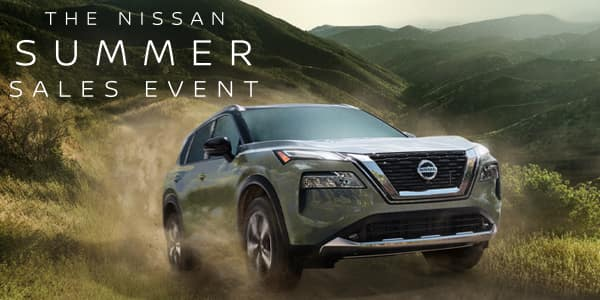 2021 Nissan Summer Sales Event