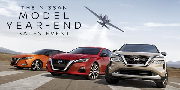 2021 Nissan Model Year End Event