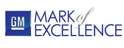 GM Mark of Excellence
