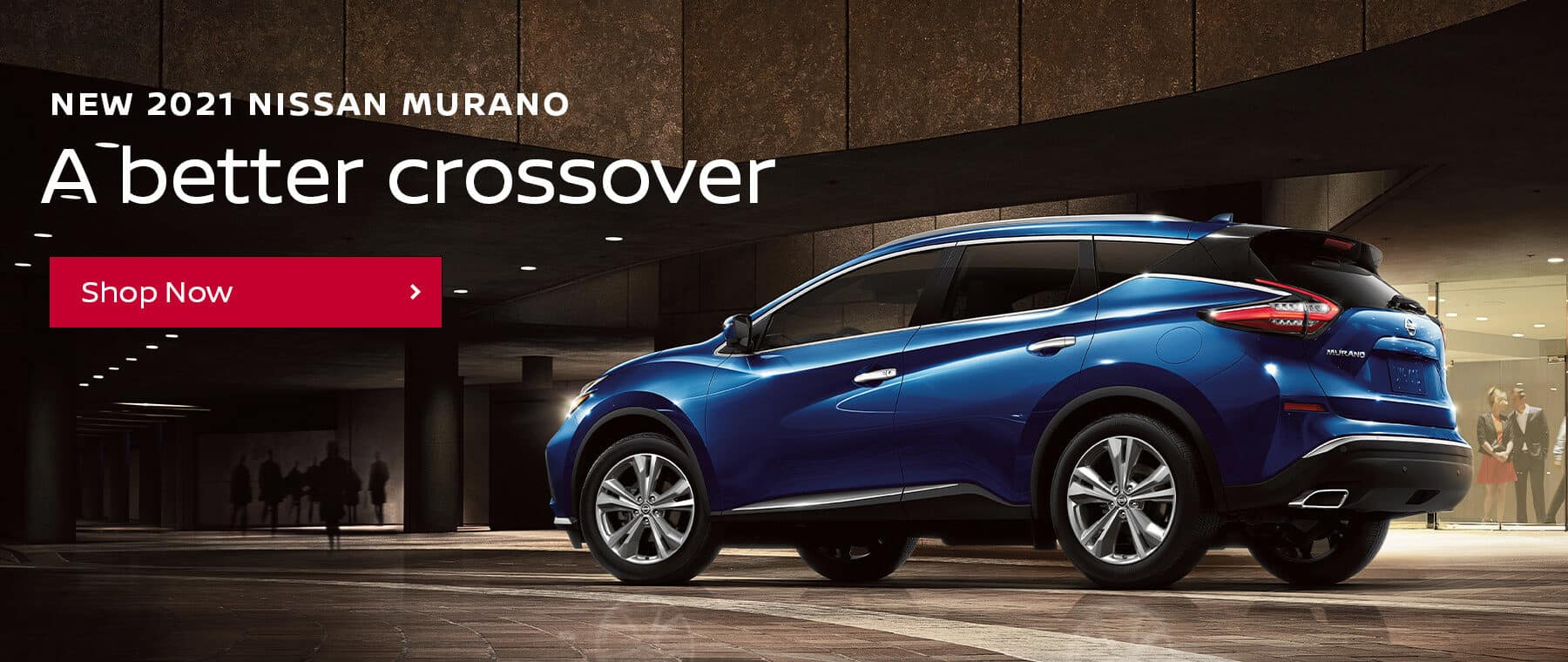 Drive A Better Crossover in The New Nissan Murano Near Clarksville, Indiana