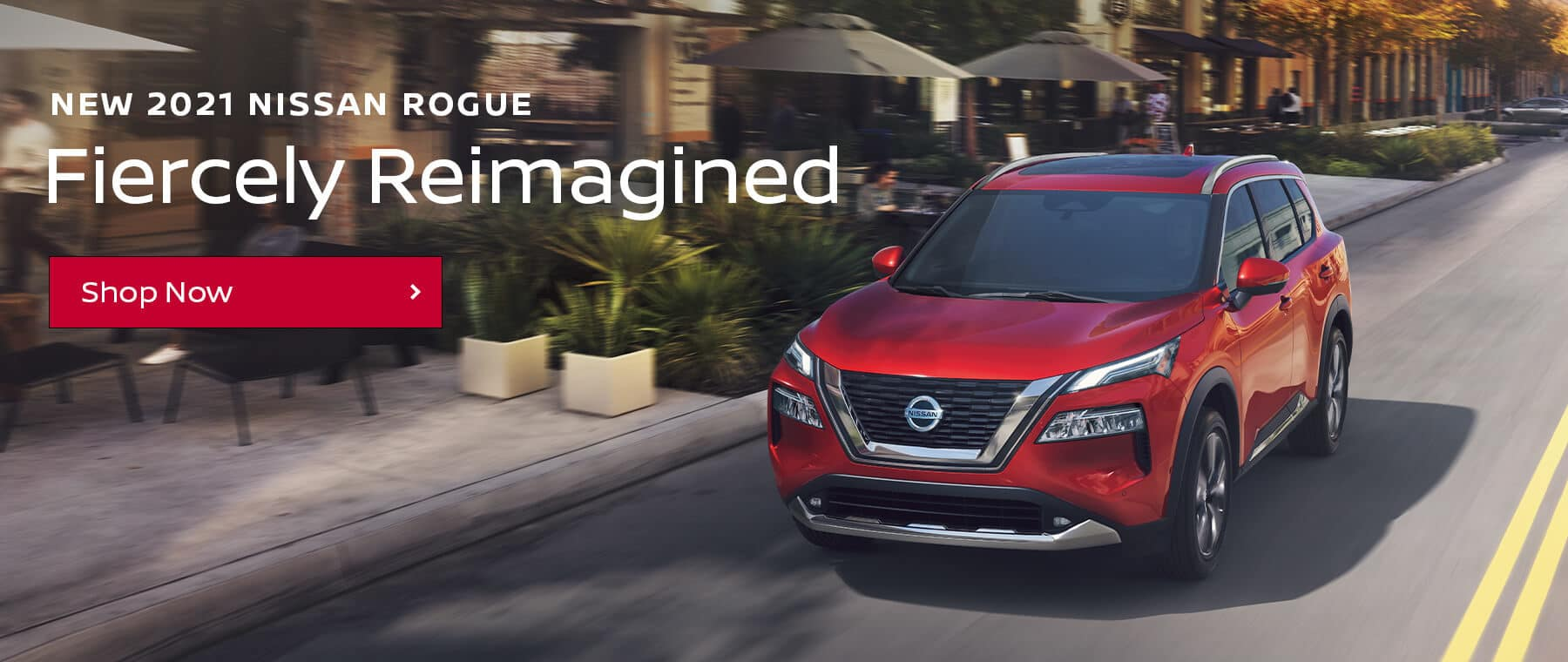 The New Fiercely Reimagined 2021 Nissan Rogue Near Clarksville, Indiana