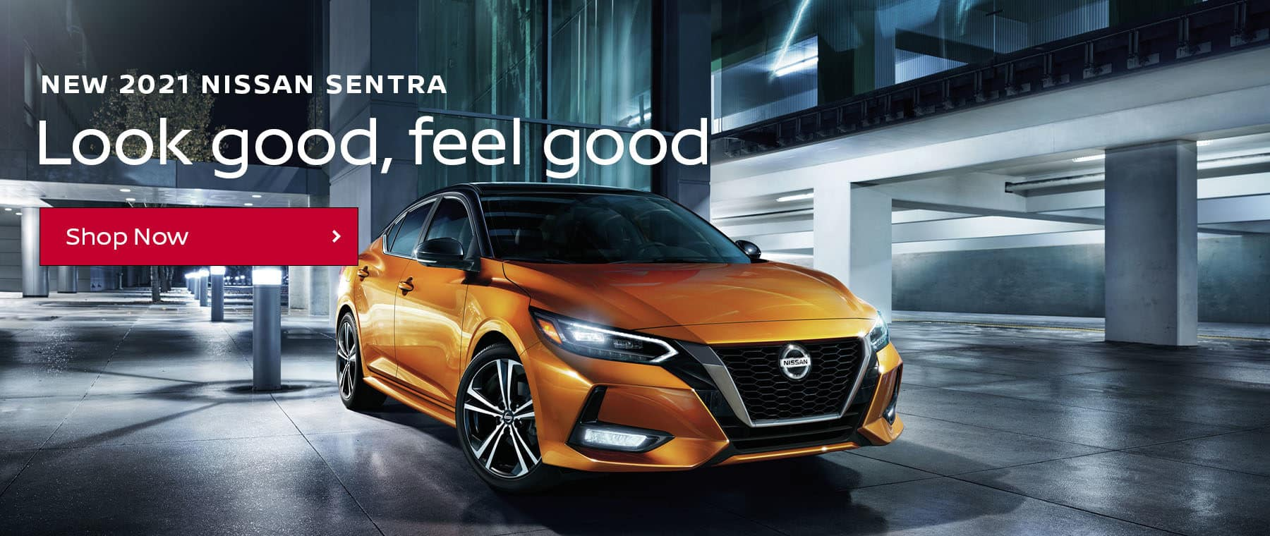 Look Good, Feel Good in the New Nissan Sentra