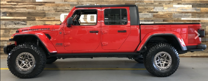 2016 Jeep Gladiator >> Jeep Of The Week Jeep Gladiator On 37 S Cross Chrysler