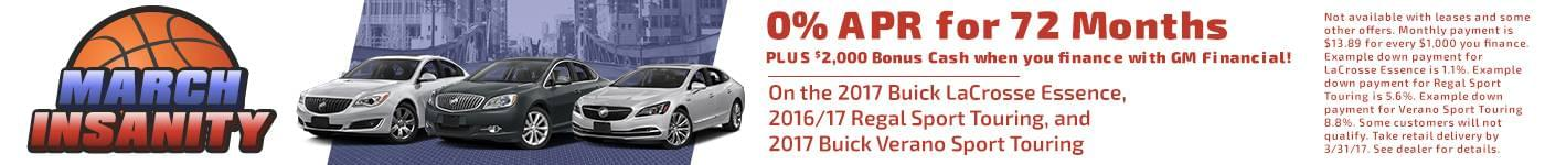 d'arcy buick gmc 0% APR for 72 months