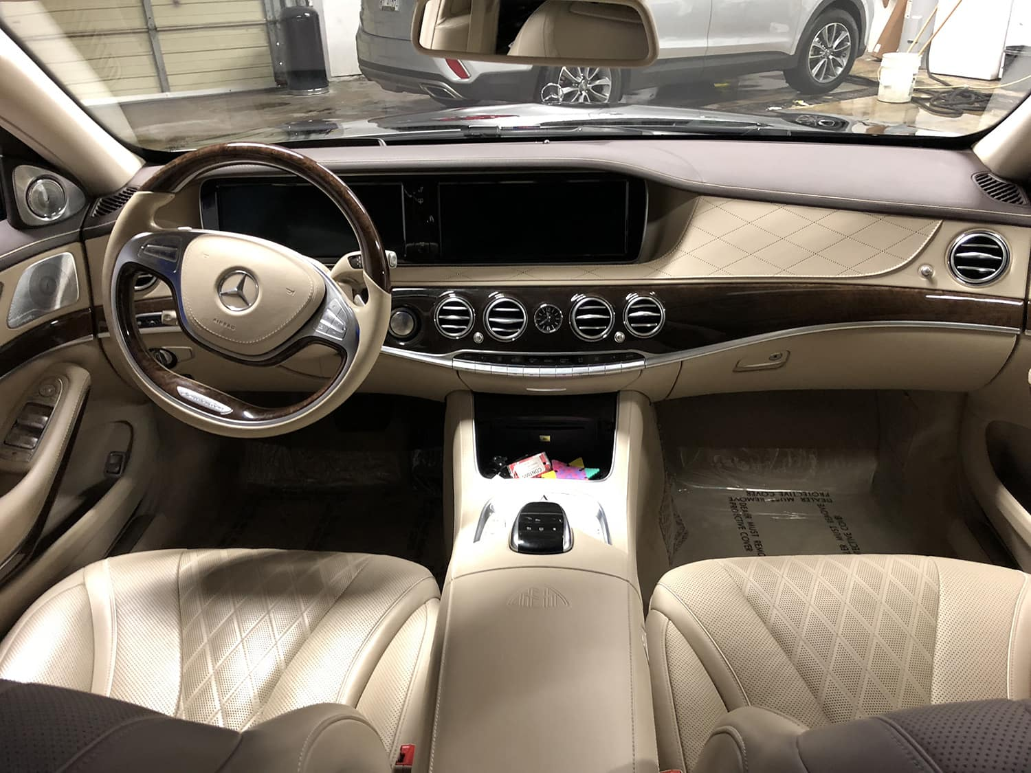 2016 mercedes s600 maybach engine 6 liter twin for D arcy motors morris il