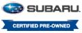 Certified Pre-owned Subaru