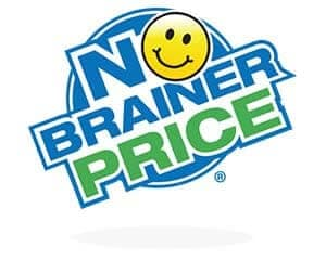 No Brainer Price