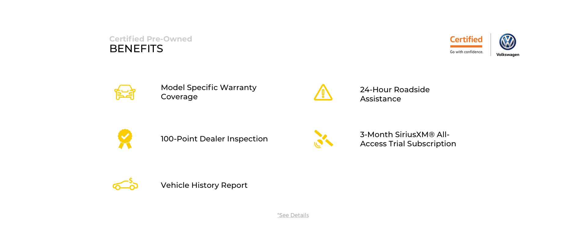 CPO Benefits Volkswagen Desktop V3