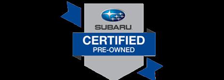 Subaru Certified Pre-Owned Logo