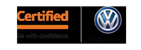 Certified Pre-Owned Volkswagen Logo