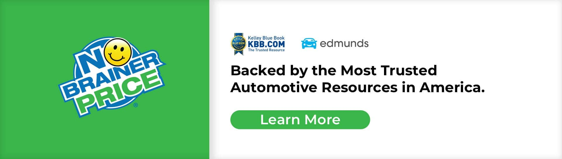 Back by the most trusted automotive resources in America Slider
