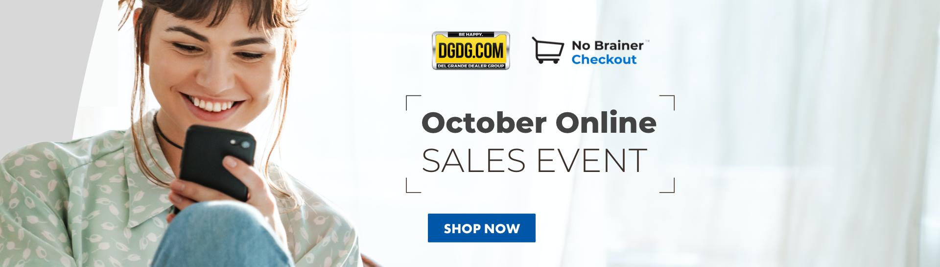 Online Sales Event – 1×99 – 1