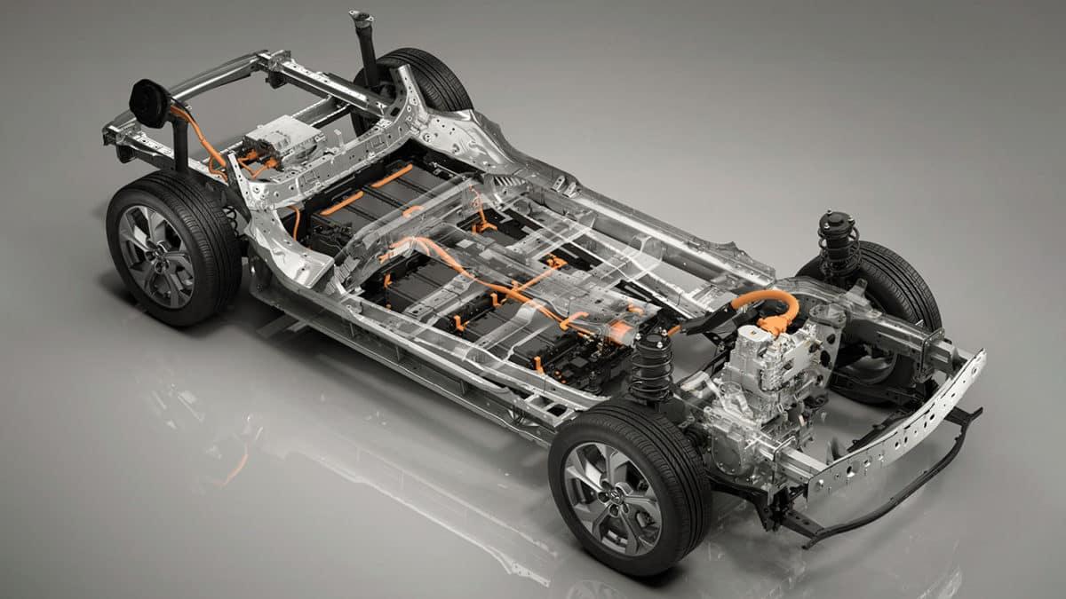 2022 Mazda MX-30 BEV