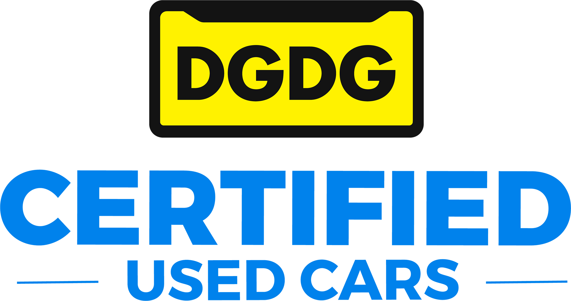 DGDG Certified Pre-Owned