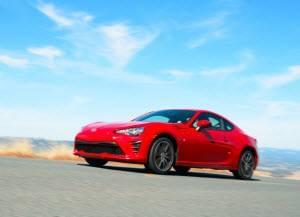 Toyota Vehicle Comparisons