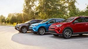 Toyota Comparisons