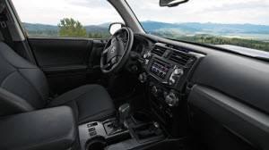 2017 Toyota 4Runner Interior