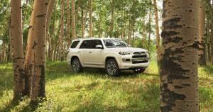 2017 Toyota 4Runner White